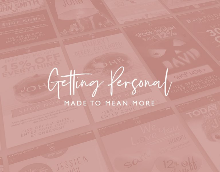 GettingPersonal.co.uk